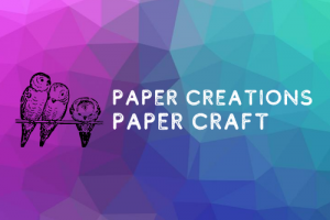 Paper Creations Paper Craft -rect